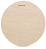 Maple Round Art Panel, Dovetail Slot