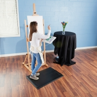 Floor Protection Soft Step Supreme Anti-Fatigue Mat(Shown in use)