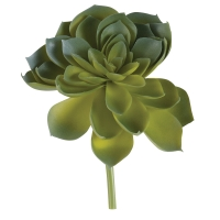 Faux Succulent, Rosette
