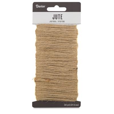 Natural Jute Cord, Thin