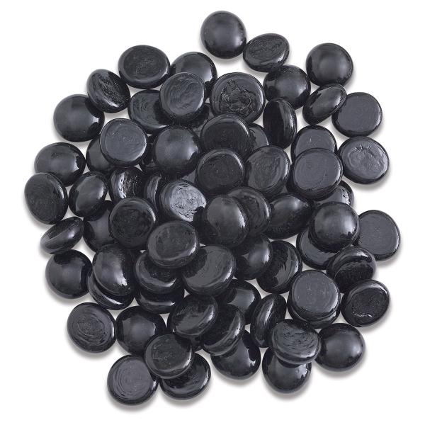 Glass Gems, Black