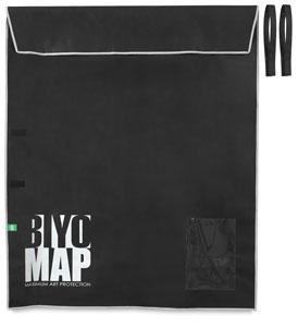"""BIYOMAP Art Protection Case, 43"""" x 51"""" w/ White Border"""