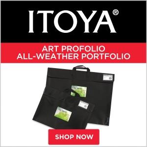 Itoya Art Profolio All-Weather Portfolio