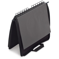 2-in-1 Zipper Portfolio with Multi-Ring Profolio (sold separately)