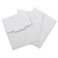 White Envelope, Pkg of 3