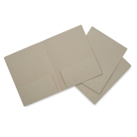 Kraft Brown Folder, Pkg of 3