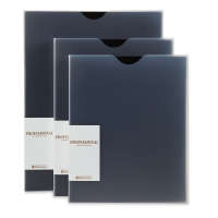 Profolio Professional Presentation Books - Shown with protective sleeve