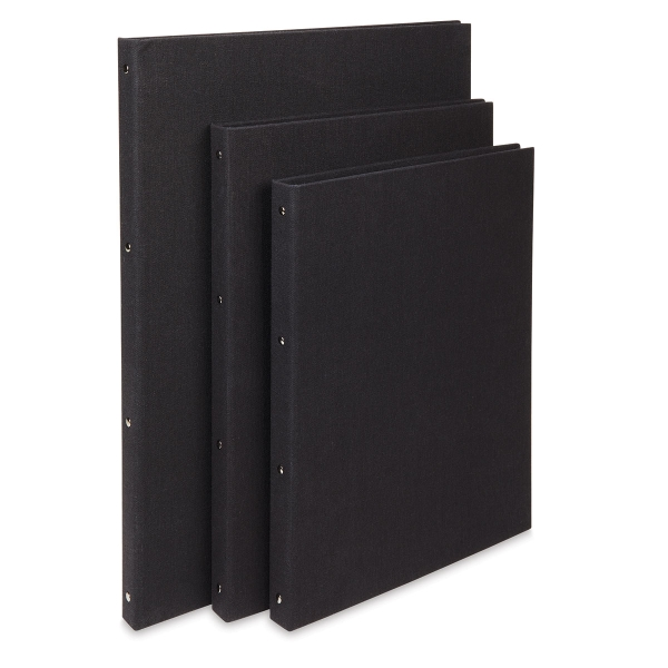 ProFolio Professional Presentation Books, All Sizes Shown