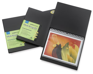 Multi-Ring Mini Binders