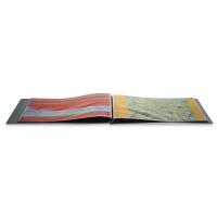 Machina Screwpost Binder, Shown Flat (artwork not included)