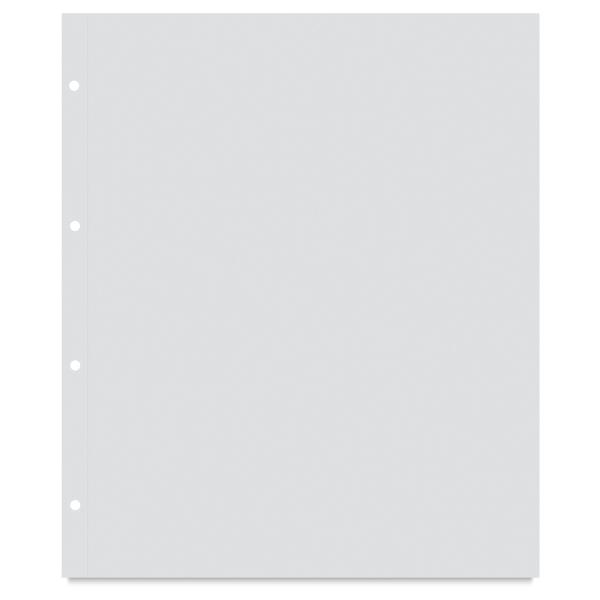 "Sheet Protectors, 14"" × 11"", Portrait"
