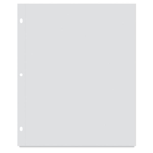 "Sheet Protectors, 8½"" × 11"", Portrait"