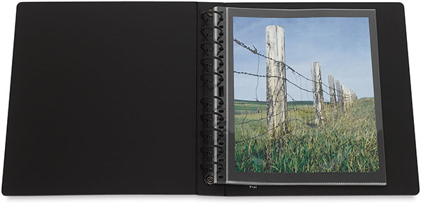 Premium Multi-Ring Binder