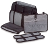 Just Stow-It Messenger Bag , Black