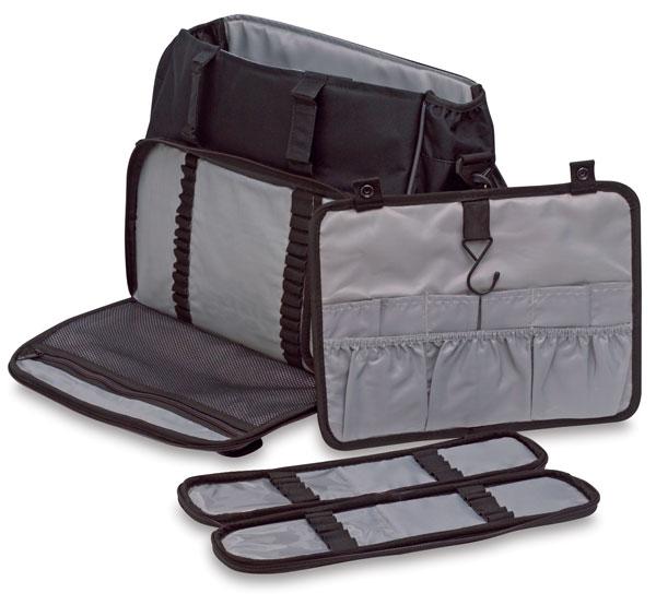 Martin Universal Design Just Stow-It Messenger Bag - BLICK art materials fa4cd65a2ba62