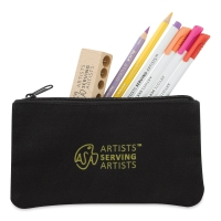 Zipper Pouch (Art supplies not included)