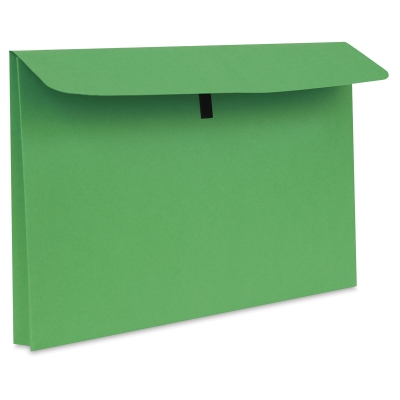 Student Art Folio, Green