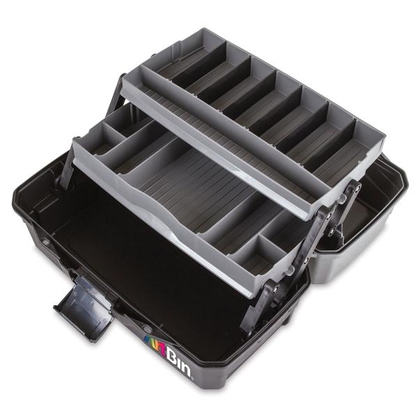 Art/Craft Box, Two Trays