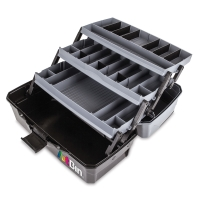 Art/Craft Box, Three Trays