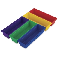 Interlocking Trays, Set of 5