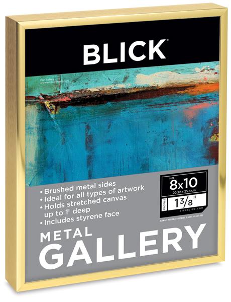 Metal Gallery Frame, Gold