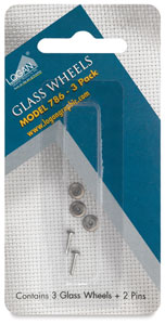 #786 Replacement Glass Cutting Wheels
