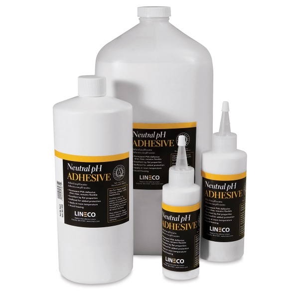Neutral pH Adhesive