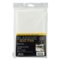 Acid-Free Glassine Sheets