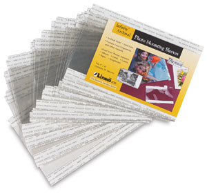 Acid Free Document Sleeves