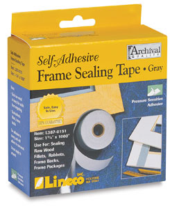 Sealing Tape, Grey