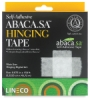 Abaca Self-Adhesive Hinging Tape