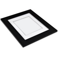 Maier Gallery Frame, Black