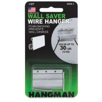 Wall Saver Wire Hanger, up to 30 lbs