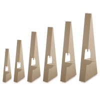 Easel Backs (all sizes shown)