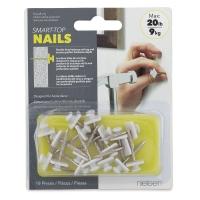 Smart-Top Nails, Pkg of 18