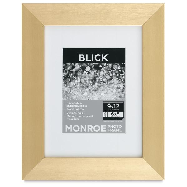 Monroe Frame, Gold