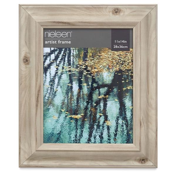 Light Gray Barnwood Frame