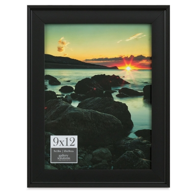 "Gallery Solutions Frame, 9"" x 12"""