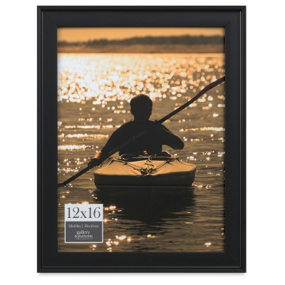 "Gallery Solutions Frame, 12"" x 16"""