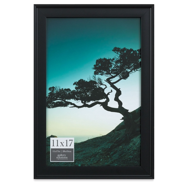 """Gallery Solutions Frame, 11"""" x 17"""""""