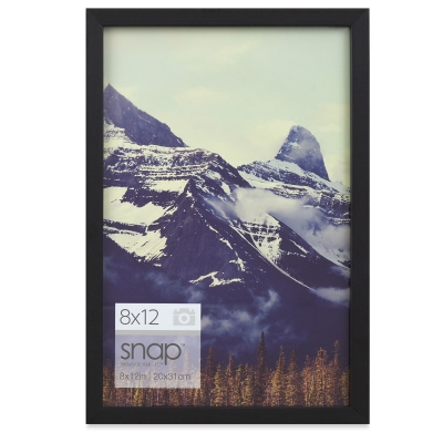 "Snap Digital Format Frame, 8"" x 12"""