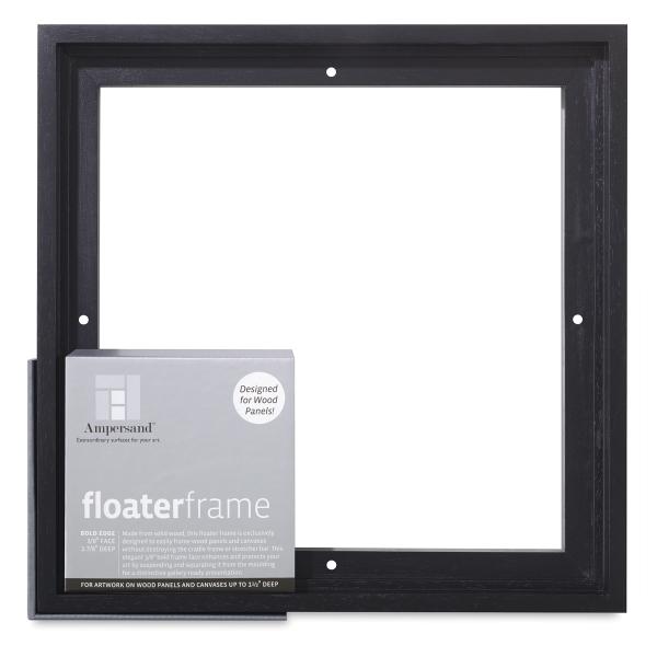 Ampersand FloaterFrame, Black, Bold