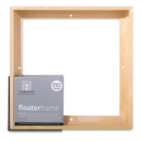 Ampersand FloaterFrame, Maple, Bold