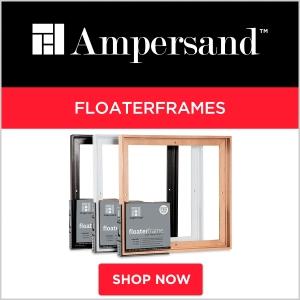 Ampersand FloaterFrames