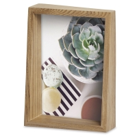 "Edge Wood Picture Frame, 5"" x 7"""