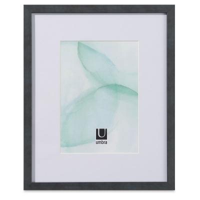 """Umbra Slim Frame, Titanium, 9"""" x 11"""""""