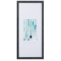 """Umbra Slim Frame, Titanium,  7"""" x 15"""""""