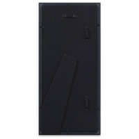 Umbra Slim Frame, Black (Back View)