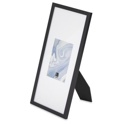 "Umbra Slim Frame, Black, 7"" x 15"""