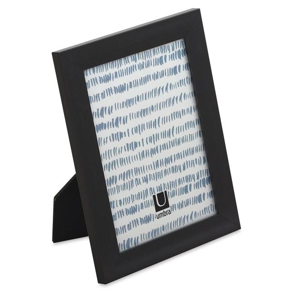 """Umbra Basic Frame, Black, 5"""" x 7"""""""